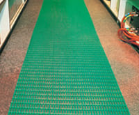 Anti-Fatigue Mats With Holes