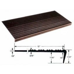 Heavy Duty Vinyl Stair Treads