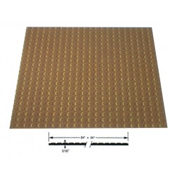 Disco-O-Tile Rubber Tile