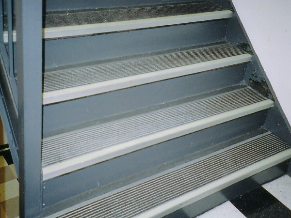 Renovation Stair Treads