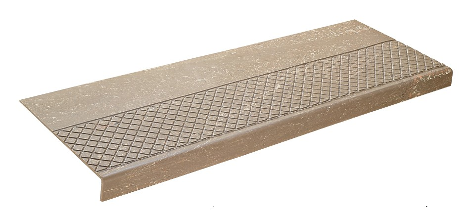 Diamond Design Rubber Stair Treads