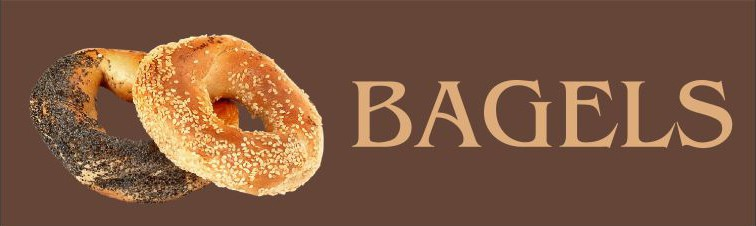 Message / Slogan Mats -#790 Bagels