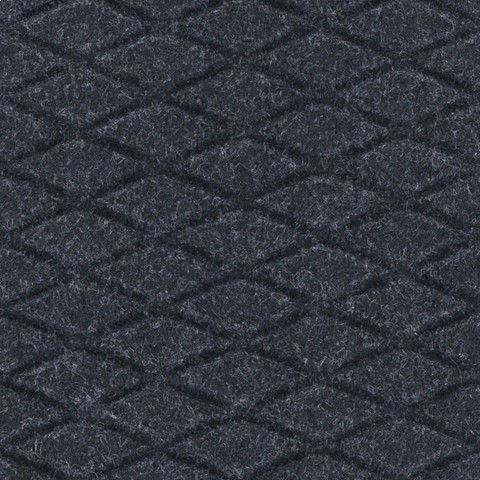 Hog Heaven Fashion Anti-Fatigue Mat -Coal Black