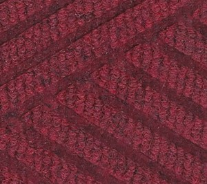 Waterhog Eco Premier Tiles -Regal Red