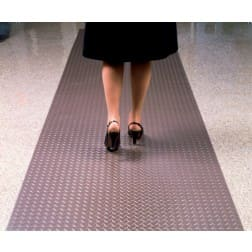Diamond Plate Vinyl Matting
