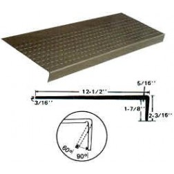Disco-O-Tread Rubber Stair Treads