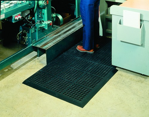 Safety Step Rubber Mats