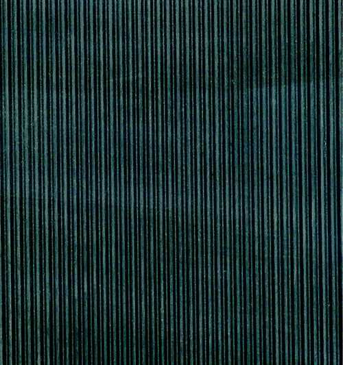 Corrugated Rubber Switchboard Matting