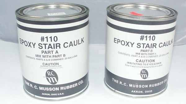 #100 Epoxy Nose Caulk