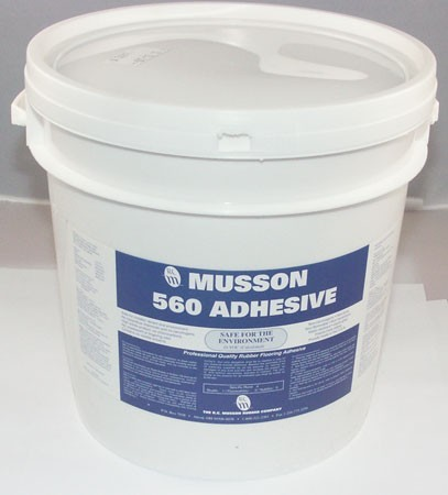 #560 Rubber Flooring Adhesive