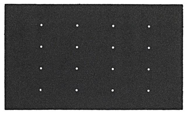 Traction Hog Mats -With Holes