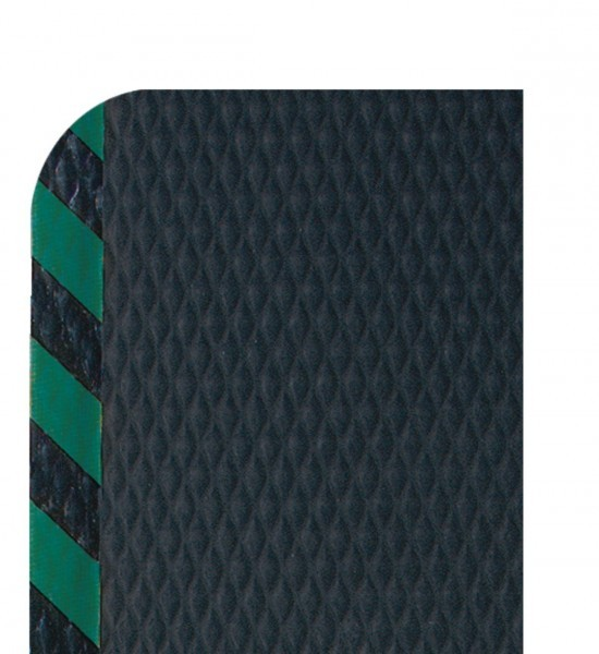 Hog Heaven Anti-Fatigue Mat -Green Borders