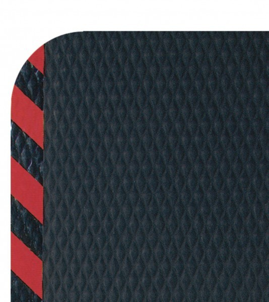 Hog Heaven Anti-Fatigue Mat -Red Borders