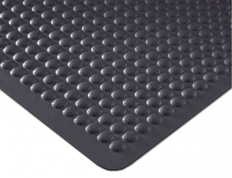 Air Flex Anti-Fatigue Mats - Rubber Top