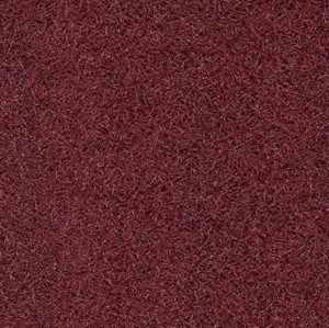 Brush Hog Mats -Burgundy Brush