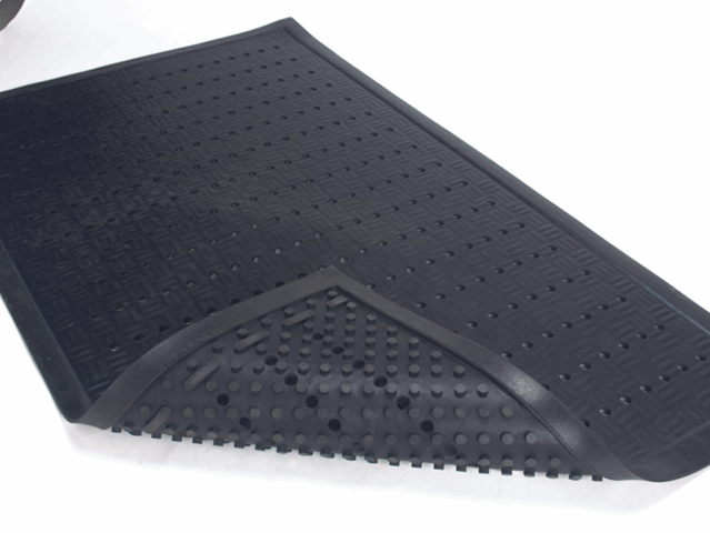 Cushion Station Anti-Fatigue Mats - Bottom Profile
