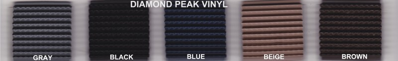 #437 Diamond Peak Vinyl Colors
