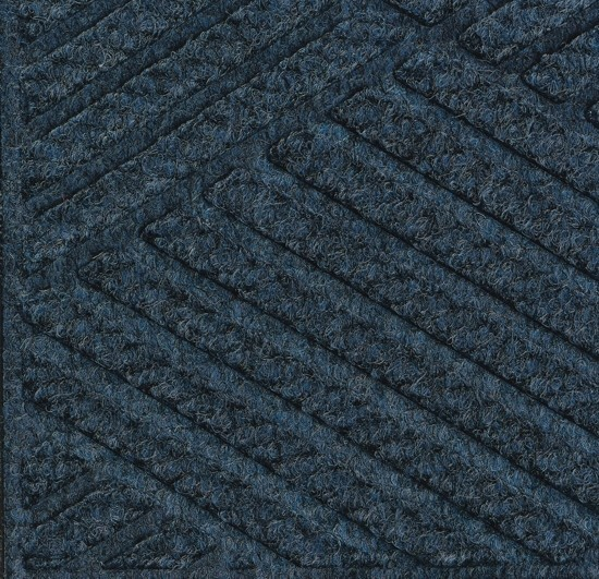 Waterhog Eco Premier Tiles -Indigo