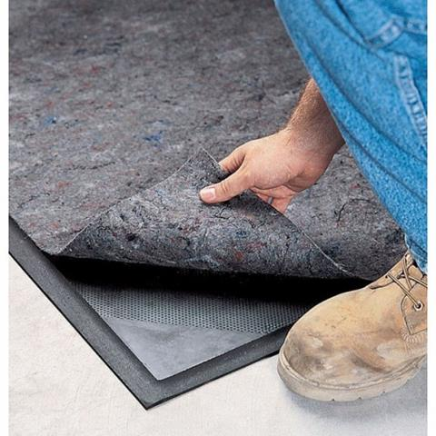 Oil Trap Absorbent Mat Pads with Tray
