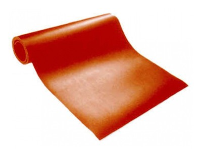 Red SBR Sheet Rubber