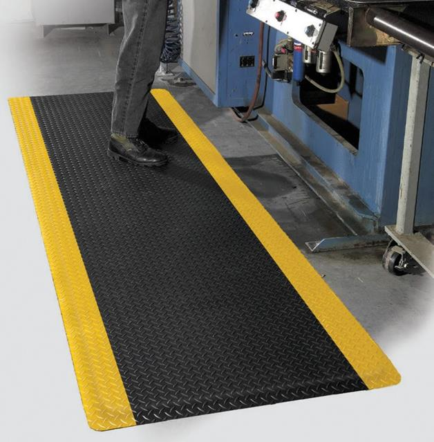 Diamond Deck Plate Anti-Fatigue Mat