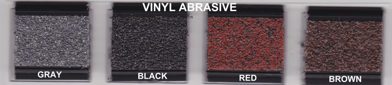 #439 Vinyl Abrasive Colors